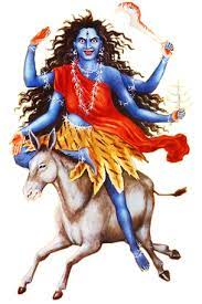 Goddess Kalratri Devi, Seventh Day Navratri Devi Puja Vidhi, Mantra, Colors  – Rudraksha Ratna